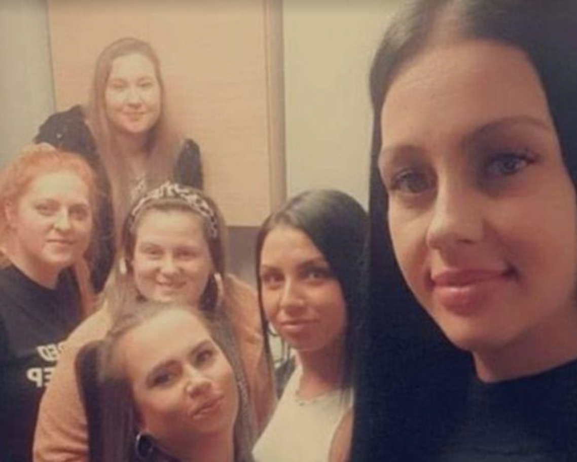 """Consisting of """"Abi Bradford, Jodelle Demoulpied, Delee Tuttle and your host Brooke Fairburn"""", the social media post claimed the girls would meet up at a house in north Hull from 6pm on Saturday, November 21."""