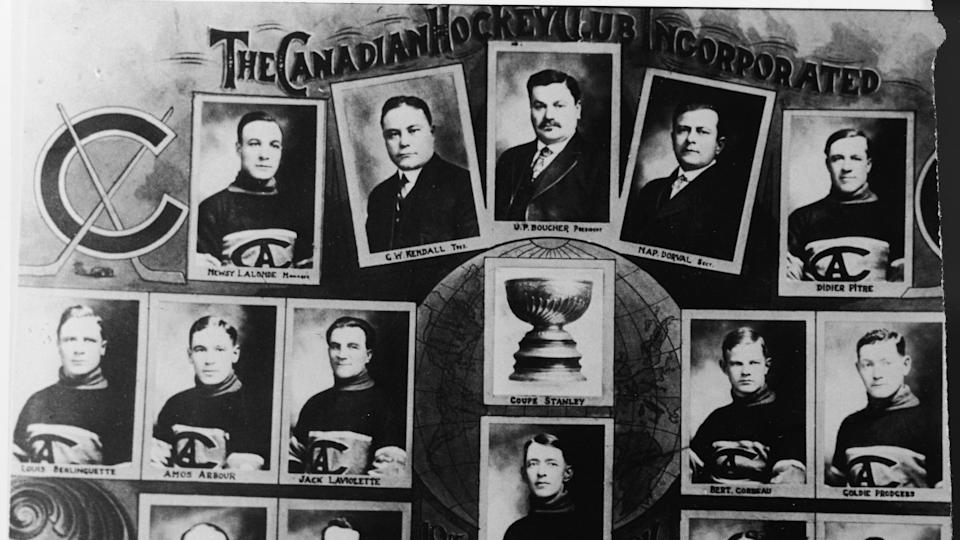 The Montreal Canadiens were involved in the only Staney Cup Final to never be awarded, due to the influenza pandemic. (Bruce Bennett Studios via Getty Images Studios/Getty Images)