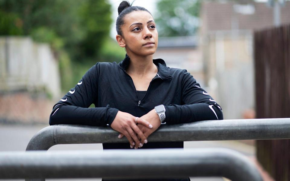 Becky Downie - Becky Downie interview: 'I refused to go back to where I had learnt of my brother's death' - DAVID ROSE