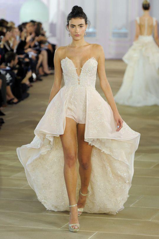 5 Moments Incontournables De La Fashion Week Du Mariage