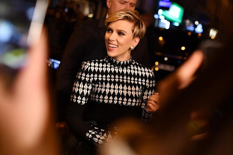 Scarlett Johansson Talks About How Nursing Helped Keep Her Grounded During Filming