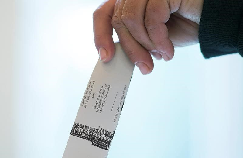 Conservatives far ahead of other parties in picking candidates for fall election