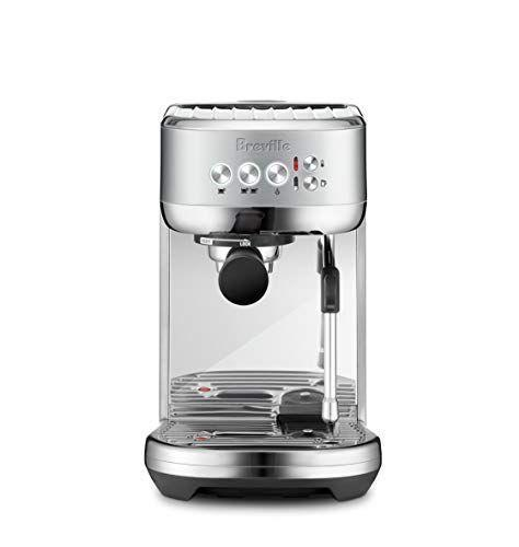 """<p><strong>Breville</strong></p><p>amazon.com</p><p><strong>$569.90</strong></p><p><a href=""""https://www.amazon.com/dp/B07JVD78TT?tag=syn-yahoo-20&ascsubtag=%5Bartid%7C10055.g.29250426%5Bsrc%7Cyahoo-us"""" rel=""""nofollow noopener"""" target=""""_blank"""" data-ylk=""""slk:Shop Now"""" class=""""link rapid-noclick-resp"""">Shop Now</a></p><p>If you're looking for a show-stopping gift, consider an automatic espresso machine like the Breville Bambino Plus. With the included steaming wand, anyone can turn out lattes, cappuccinos and other coffee drinks in seconds — and this machine is more user-friendly for beginners than more manual espresso machines. </p><p><strong>RELATED:</strong> <a href=""""https://www.goodhousekeeping.com/appliances/coffee-maker-reviews/g32588358/best-latte-machines/"""" rel=""""nofollow noopener"""" target=""""_blank"""" data-ylk=""""slk:8 Latte Machines to Buy in 2021, According to Kitchen Appliance Pros"""" class=""""link rapid-noclick-resp"""">8 Latte Machines to Buy in 2021, According to Kitchen Appliance Pros</a></p>"""