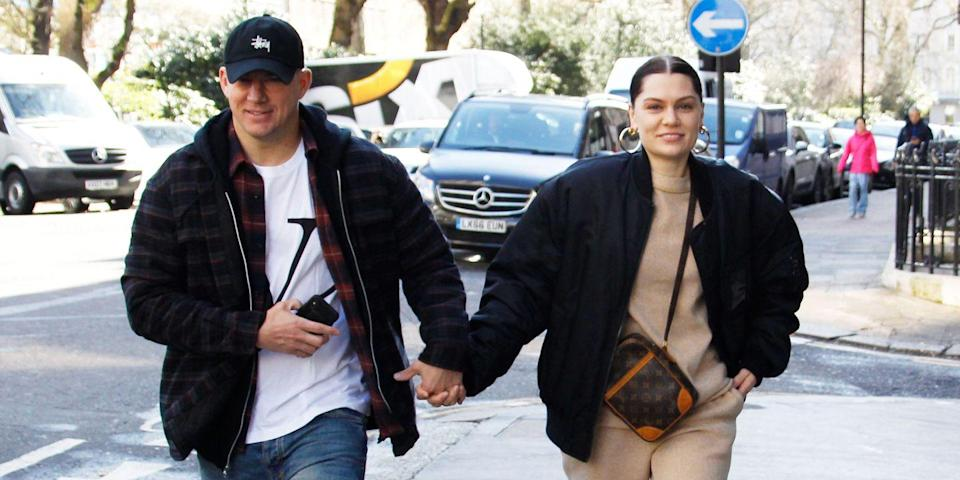 """Channing Tatum And Jessie J Are Back Together And """"Super Giddy"""" Around Eachother"""