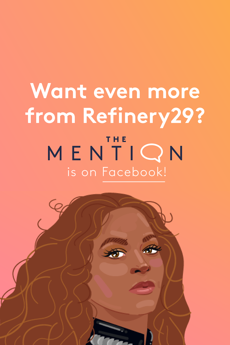 Like this post? There's more. Get tons of celebrity news, fun takes on pop culture, and trending stories on the Refinery29 Entertainment Facebook page. Like us on Facebook — we'll see you there!