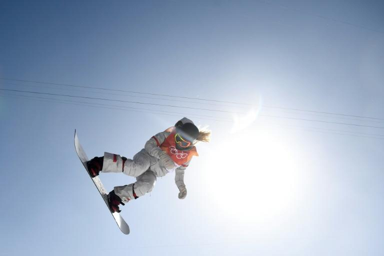 US sensation Chloe Kim has melted the hearts of home fans in Pyeongchang thanks to her ever-ready smile and Korean heritage