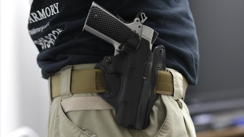 FTF Concealed Weapon Permits