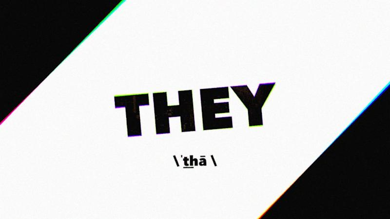 Merriam-Webster's Word of the Year is 'They' and here's why