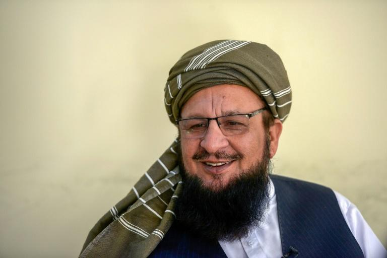 Maulana Yousaf Shah is an influential cleric at the seminary