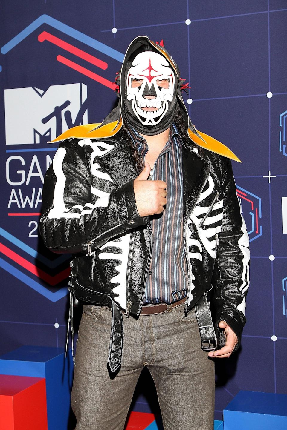 "<p>The famous wrestler, whose real name is Jesus Alfonso Huerta Escoboza, died in January of <a href=""https://www.latimes.com/sports/story/2020-01-11/la-parka-dies"" class=""link rapid-noclick-resp"" rel=""nofollow noopener"" target=""_blank"" data-ylk=""slk:injuries related to an in-ring accident"">injuries related to an in-ring accident</a>. Reports indicate he was 54 or 55.</p>"