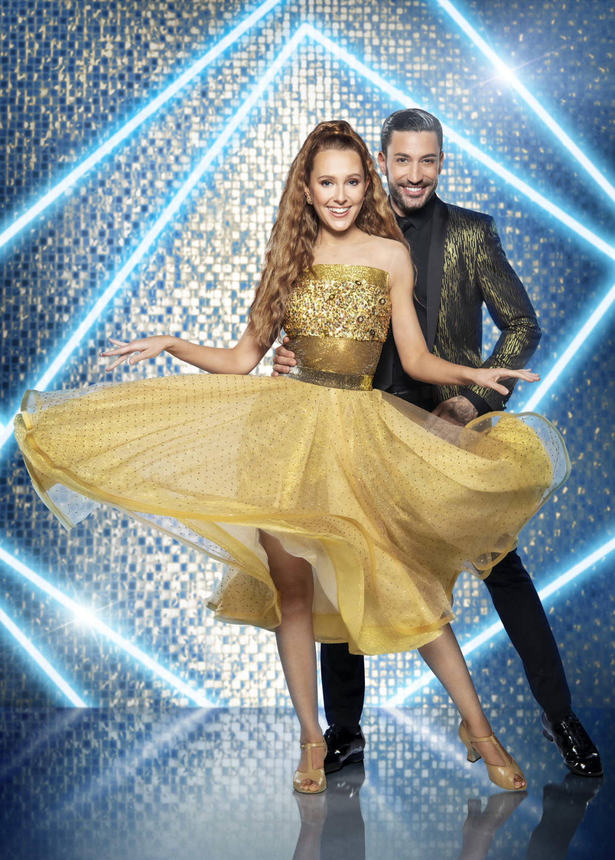Programme Name: Strictly Come Dancing 2021 - TX: n/a - Episode: Strictly Come Dancing - Generics (No. n/a) - Picture Shows:  Rose Ayling-Ellis, Giovanni Pernice - (C) BBC - Photographer: Ray Burmiston