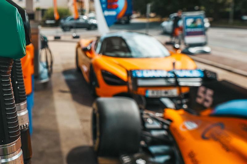 McLaren set for F1 reunion with Gulf Oil