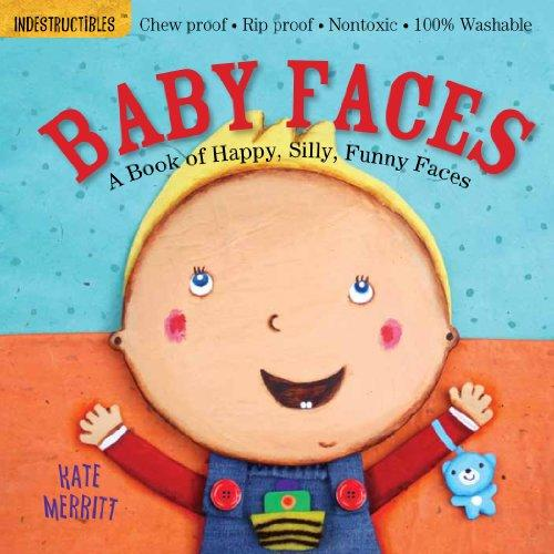 Indestructibles: Baby Faces (Amazon / Amazon)
