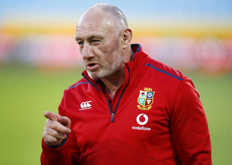 Lions forwards coach Robin McBryde has been looking to history for pointers on what to expect on Saturday (Steve Haag/PA) (PA Wire)