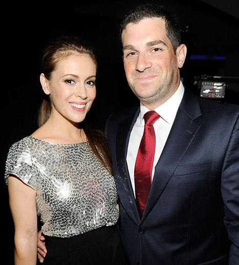 Alyssa Milano Pregnant, Expecting Second Child With Husband David Bugliari