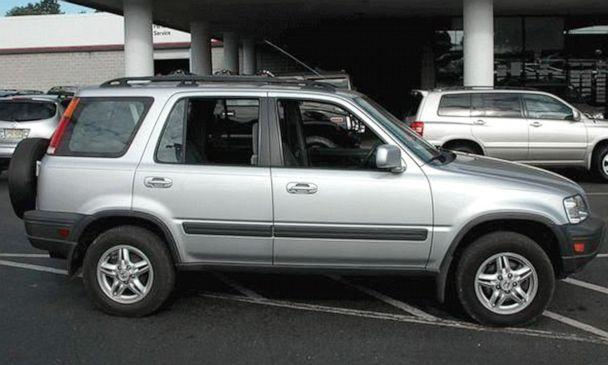 PHOTO: Tom and Jackie Hawk's 1998 silver Honda CR-V was found in Mexico. (Orange County Prosecutor's Office)