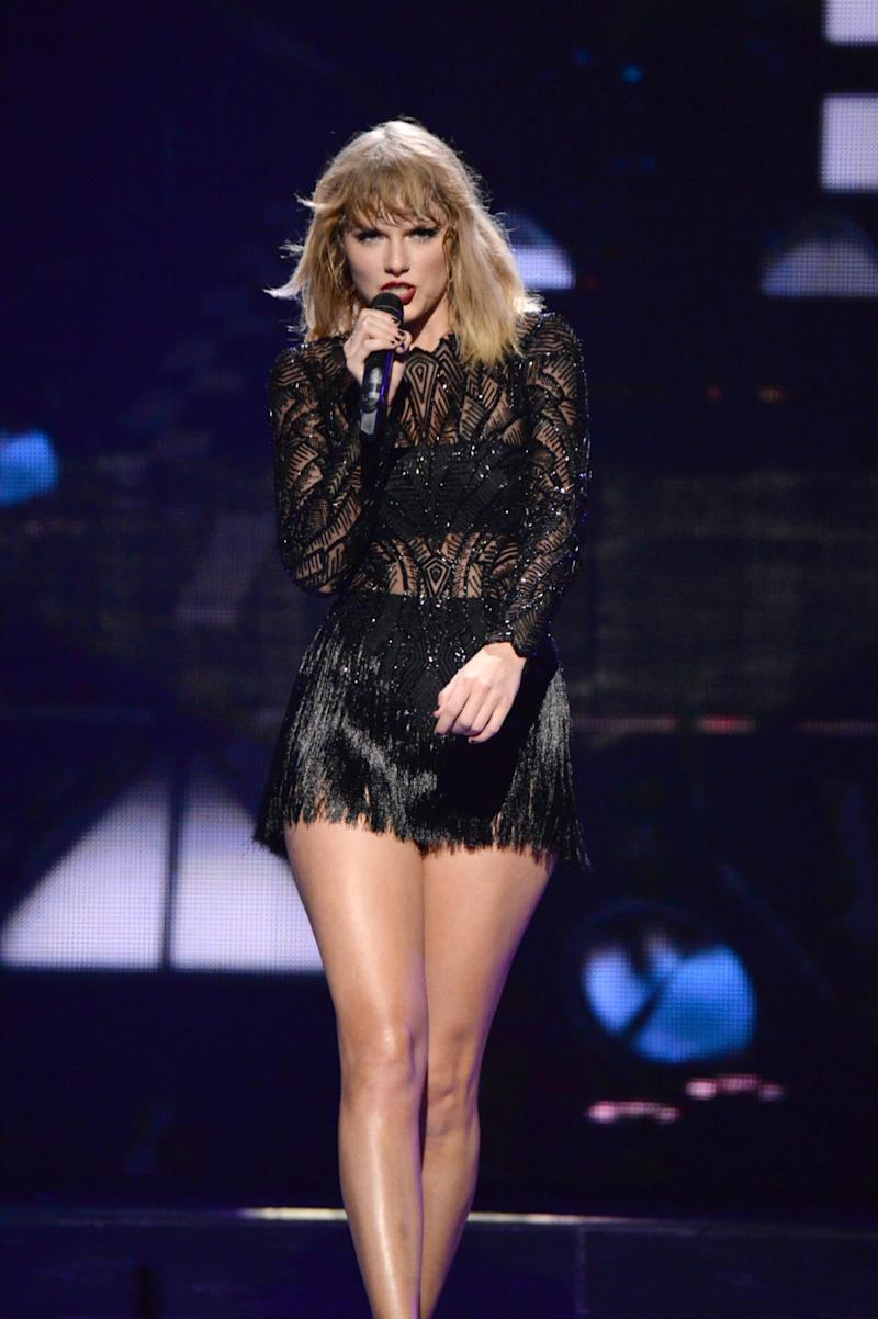 Is This the Weirdest Taylor Swift Romance Rumor Yet?