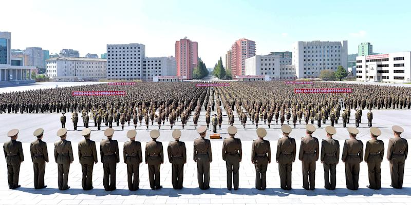 North Korea may suddenly want talks because of how powerful it has become