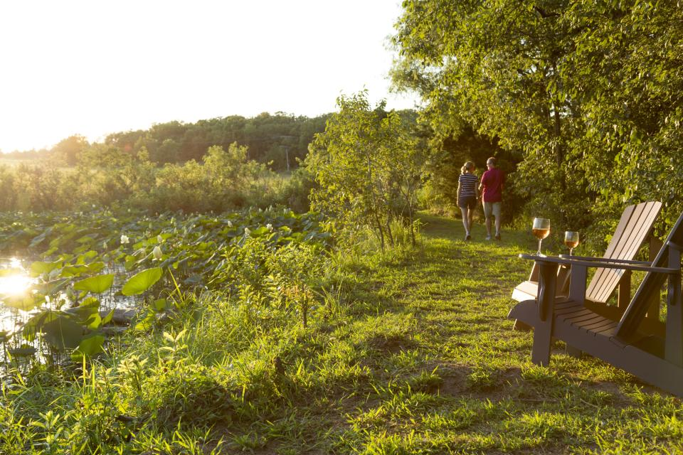 Homebuyers are increasingly prioritizing offerings like hiking trails and community gardens over other amenities. (Source: Getty)