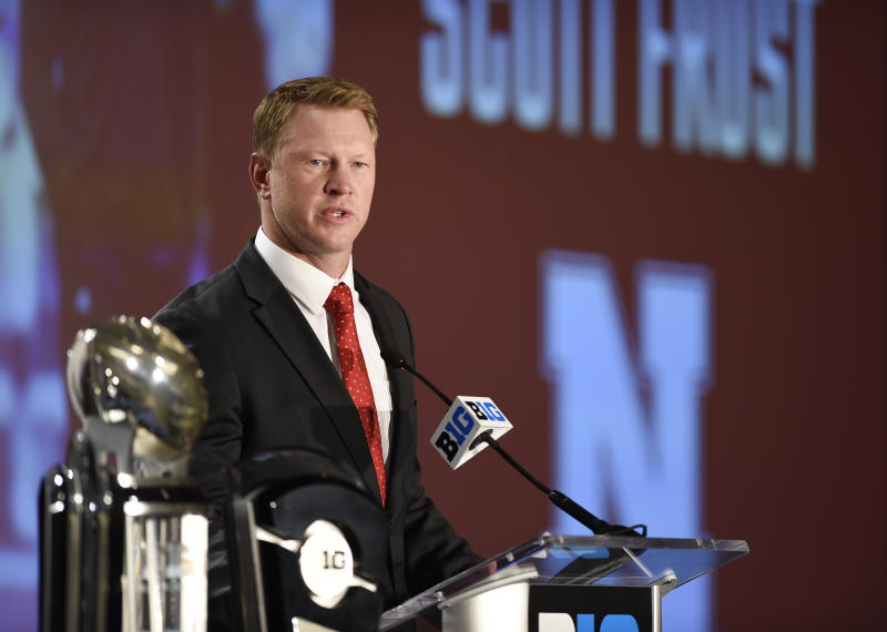 Nebraska coach Scott Frost's home robbed of memorabilia worth $165,000