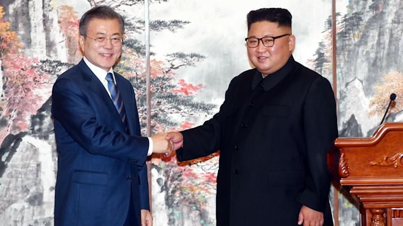 North and South Korea seek to co-host 2032 Olympics