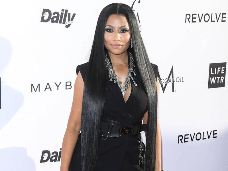 Nicki Minaj confirms pregnancy