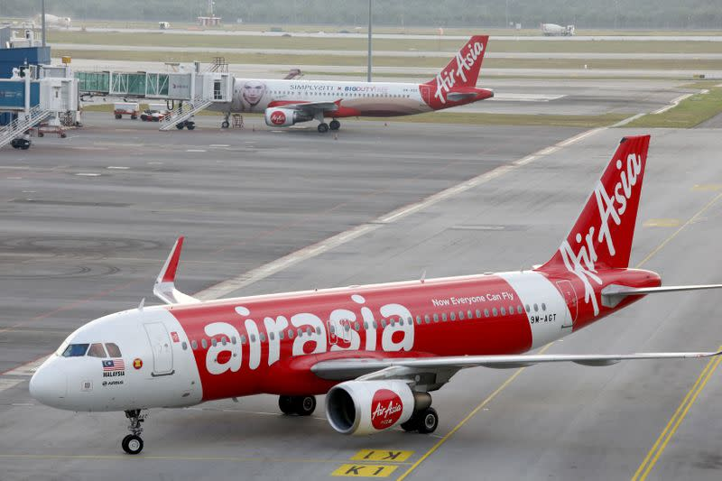 AirAsia to halt Airbus deliveries and review orders