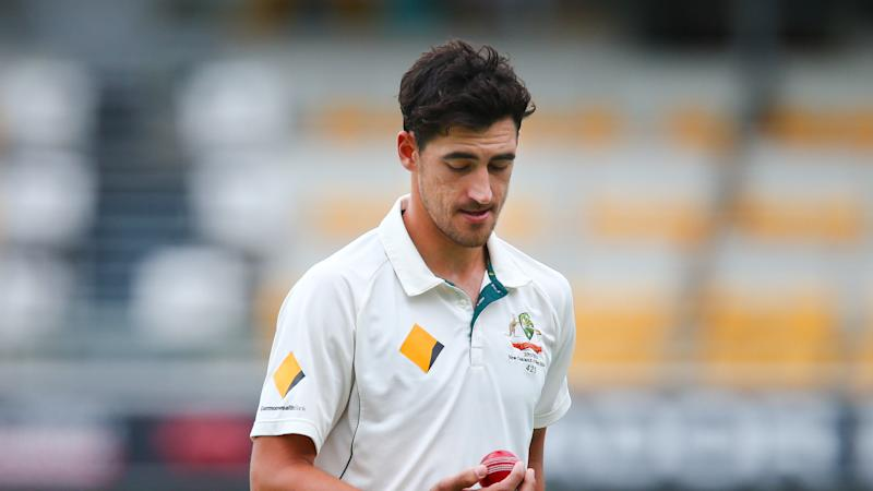 Fear of Series Loss Behind India's Verbal Attacks: Mitchell Starc