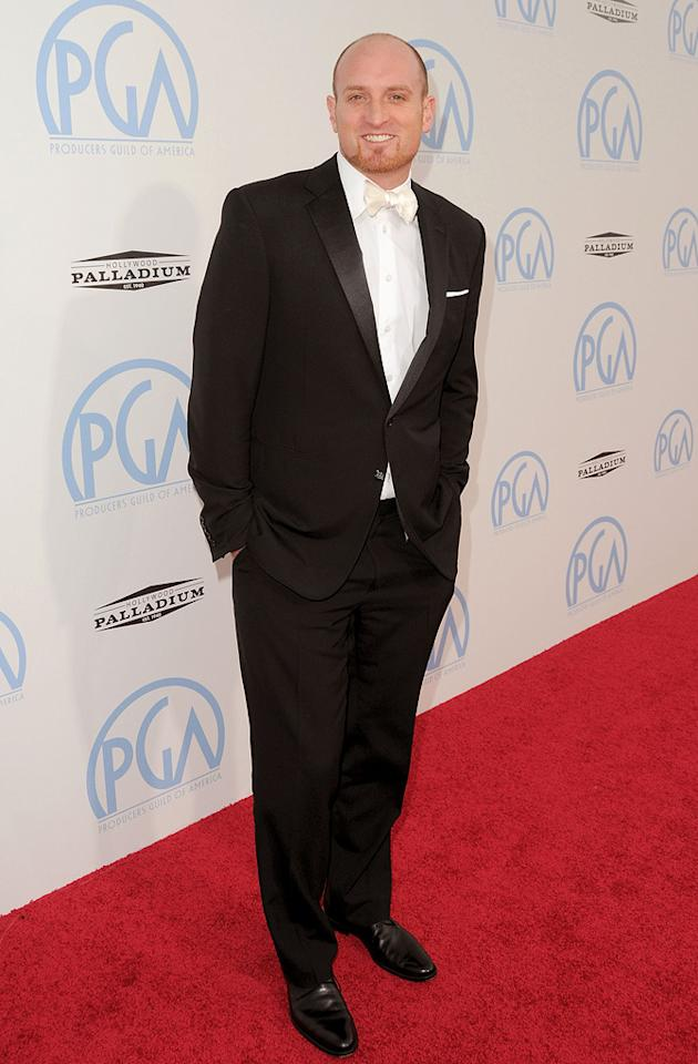 Michael Suscy at the 21st Annual Producers Guild Awards in Hollywood, California - 01/24/2010