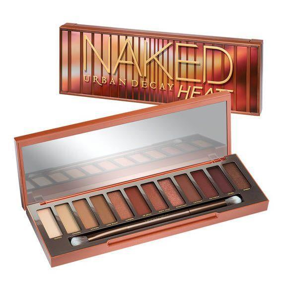 """<p>You'll want to be sitting when you read this: Urban Decay is bringing different deals for 10 straight days (and we're talking <em>huge savings</em>). Each day, the brand will be unlocking a new deal. It all starts on Thanksgiving with 20% off everything on urbandecay.com and free ground shipping (and loyalty program members get 25% off). To busy eating turkey to worry about makeup? No worries. The same deal applies through Saturday.</p><p>Then starting Sunday, November 25, a select product will be 50% off — but for one day only. So you'll have to keep track to get best-sellers like the All Nighter concealers, the Naked Heat palette, and Vice lipsticks for cheap. Sign up for notifications for the Urban Decay <a href=""""https://www.urbandecay.com/cyber-week"""" rel=""""nofollow noopener"""" target=""""_blank"""" data-ylk=""""slk:Cyber Week deals here"""" class=""""link rapid-noclick-resp"""">Cyber Week deals here</a>.</p><br><br><strong>Urban Decay</strong> Naked Heat Eyeshadow Palette, $54, available at <a href=""""https://www.urbandecay.com/naked-heat-eyeshadow-palette#locklink"""" rel=""""nofollow noopener"""" target=""""_blank"""" data-ylk=""""slk:Urban Decay"""" class=""""link rapid-noclick-resp"""">Urban Decay</a>"""
