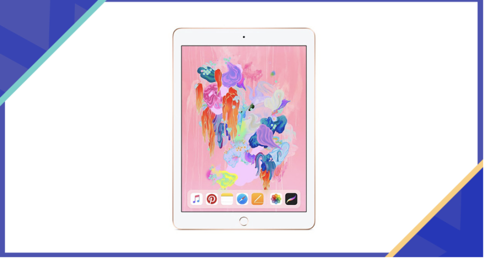 An iPad is a thing of beauty (Photo: Walmart/Yahoo Lifestyle)