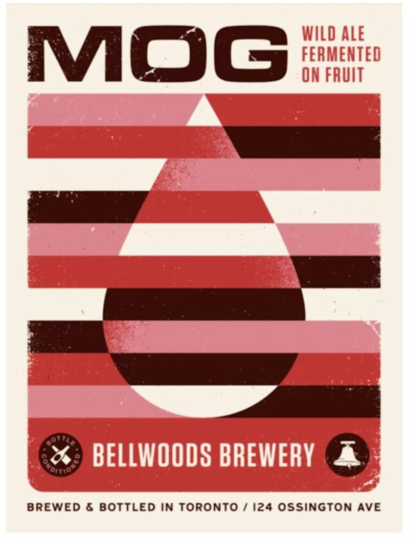 """Craft breweries often invest in local artists to make their label art, and oftentimes they'll sell posters or other merch. Get this poster <a href=""""https://www.bellwoodsbrewery.com/collections/artwork/products/mog-print"""" target=""""_blank"""" rel=""""noopener noreferrer"""">at Toronto's Bellwoods Brewery</a> for $35, or check out your local brewery to see what they have on offer."""