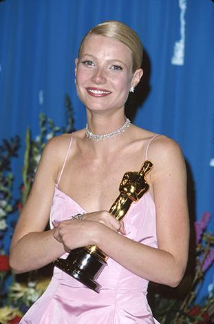 <p>Gwyneth Paltrow won in 1998 for Shakespeare in Love, and not long after she accepted the award, she and Ben Affleck broke up.</p>