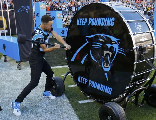 Colin Kaepernick and Stephen Curry want in on Diddy's bid for the Carolina Panthers