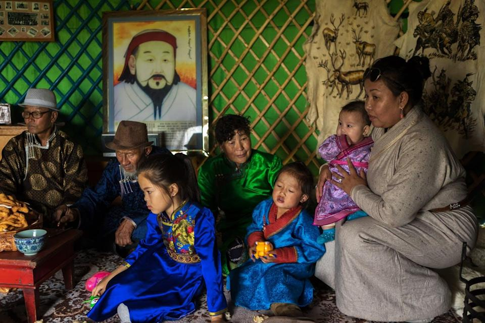 """<span class=""""caption"""">Changing the school instruction language to Mandarin will impact Mongolian children, their families and their communities. </span> <span class=""""attribution""""><span class=""""source"""">(Shutterstock)</span></span>"""