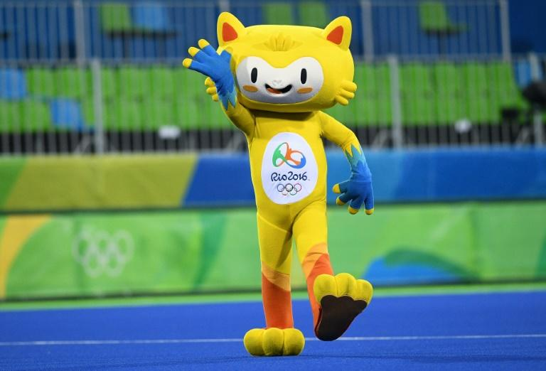 Brazil 2016 mascot Vinicius was a money-spinner for organisers, helping to generate some of the $300 million windfall from licensing and merchandise
