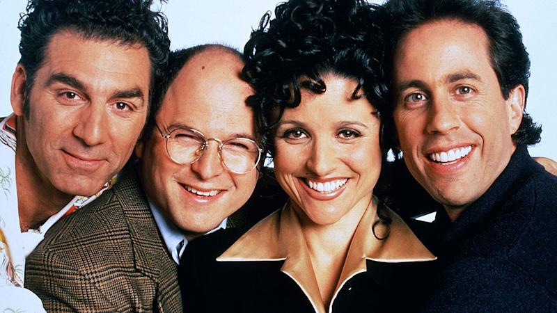 'Friends' & 'The Office' Might Be Leaving, But Netflix Just Snagged 'Seinfeld'