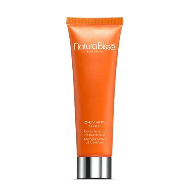 Scrub away dead skin without worrying about irritation or redness. (Photo: Natura Bissé)