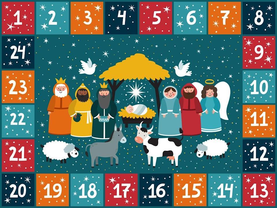 <p>Advent calendars have been a thing every year since the 19th century – this year they're a bit redundant.</p> (Getty Images/iStockphoto)