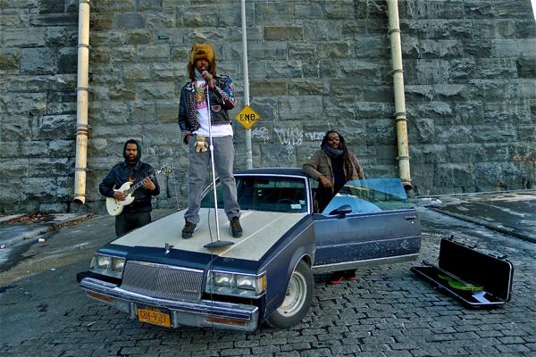 The White Mandingos Embrace Hardcore in 'The Ghetto Is Tryna Kill Me' - Song Premiere
