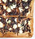 """<p>Don't be fooled—it looks fancy, but it's stupid easy to make.</p><p>Get the recipe from <a href=""""https://www.delish.com/cooking/recipe-ideas/recipes/a43709/caramelized-onion-tart-goat-cheese-recipe/"""" rel=""""nofollow noopener"""" target=""""_blank"""" data-ylk=""""slk:Delish"""" class=""""link rapid-noclick-resp"""">Delish</a>.</p>"""