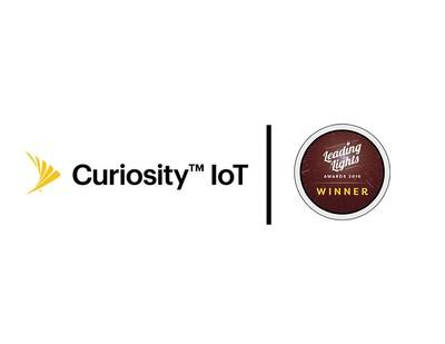 Sprint Curiosity™ IoT Wins Prestigious Light Reading Award for Most Innovative M2M/IoT Strategy