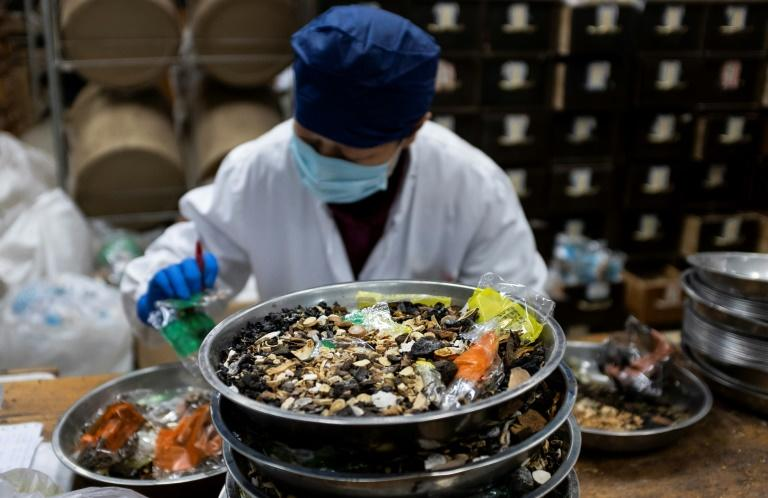 Traditional medicine makes up a quarter of China's pharmaceuticals market -- even as the country opens up to modern drugs