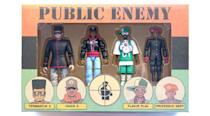 <p>Of all your 2016 action figure choices, why not do the right thing by going with the foursome who brought hip-hop into the Rock and Roll Hall of Fame? Chuck D and Professor Griff don't stand any less tall at four and a half inches, and you'll never forget what time it is, figuratively speaking, with Flava Flav positioned on your nightstand. Since they're highly bendable action figures, you can pose them to fight with each other… but better to just have them all facing off against the power. . (<span>Buy them here</span> for $60) (Credit: PressPop.toys.com) </p>