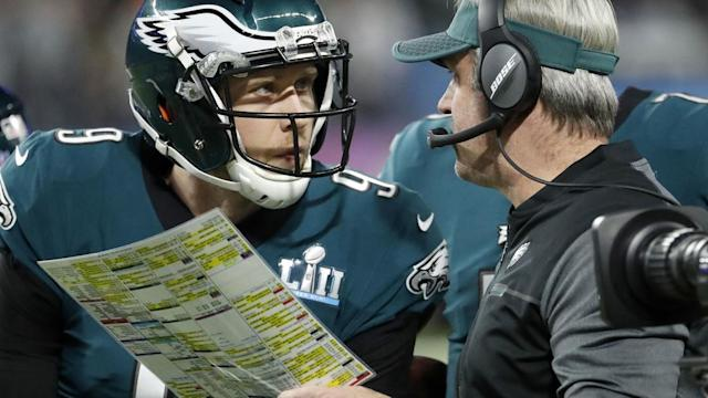 NFL at 100: Eagles upset Patriots, give Philly a special win in Super Bowl 52