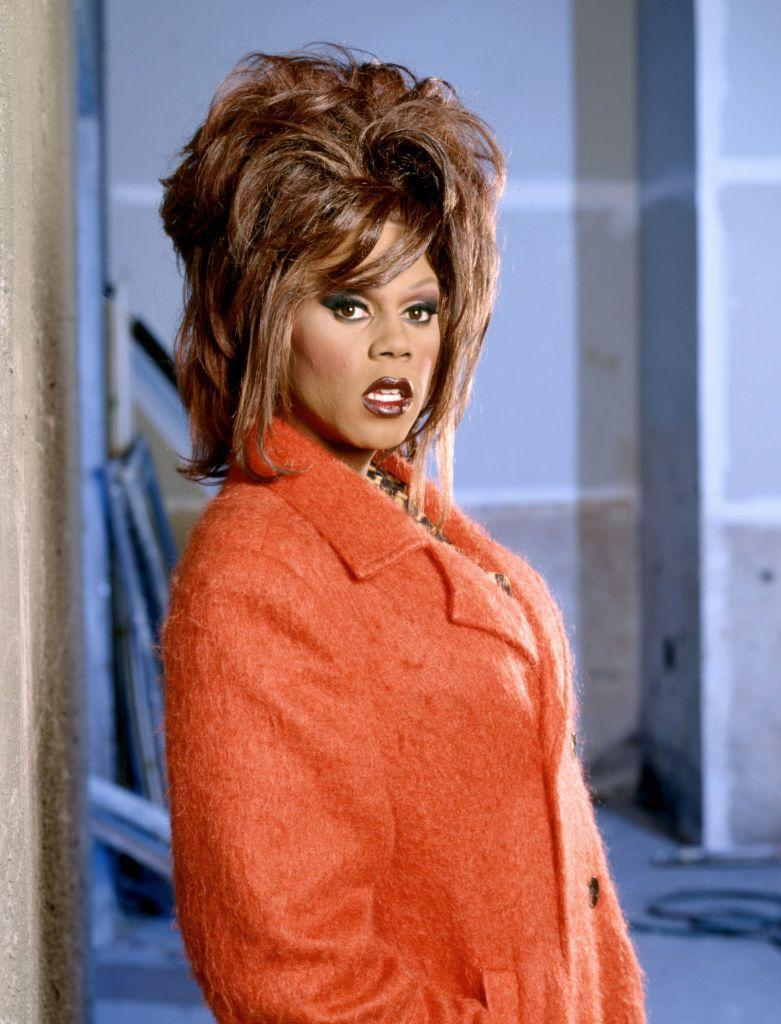 <p>Michelle Visage would have a field day poking fun at this wig if it was on a <em>Drag Race</em> contestant, but to be fair, this look was from one of Ru's acting gigs during a guest spot on <em>Nash Bridges</em>.</p>