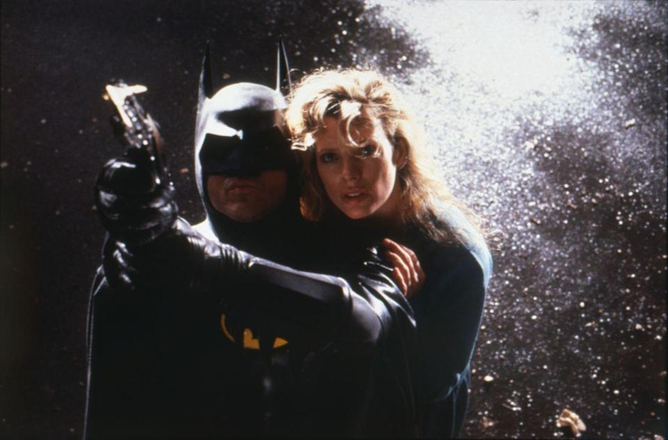 <p>Fans of the superhero were in luck when Michael Keaton and Jack Nicholson took on iconic roles in Hollywood's latest installment of <em>Batman. </em>The actors are credited with portraying the comic book characters in some of the fan base's favorite films.</p>