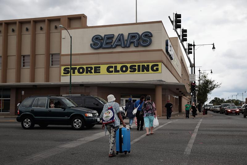 More local Sears stores to close