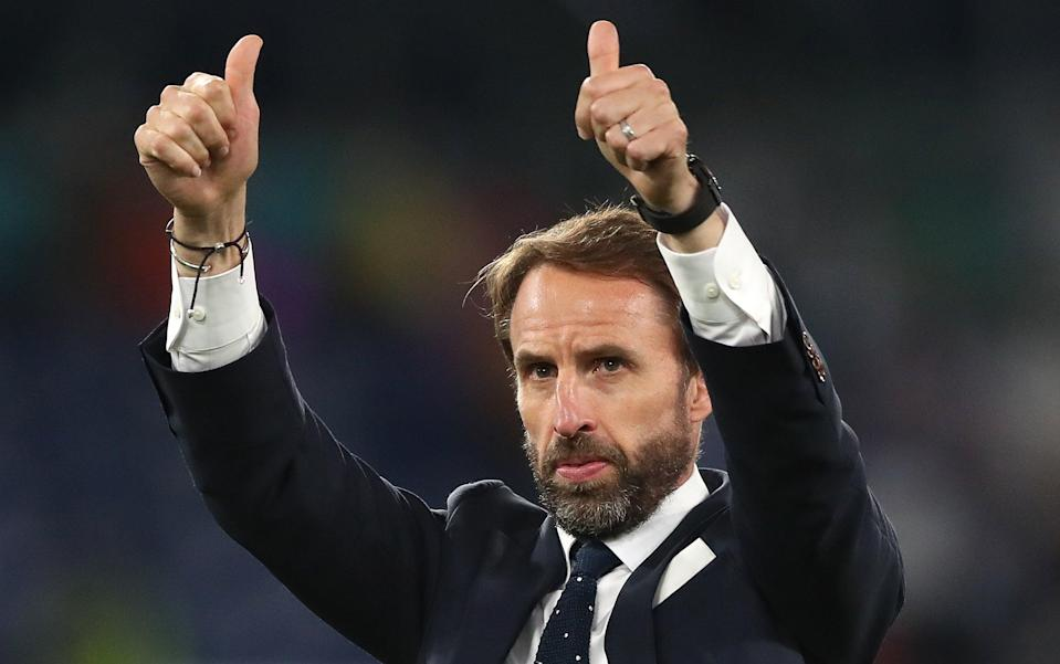England manager and unlikely lust object Gareth Southgate (PA Wire)