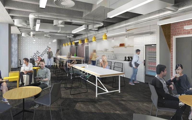 RocketSpace is due to shut its UK business which had an office in Islington - RocketSpace